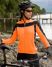 Ladies` Bikewear Long Sleeve Performance Top