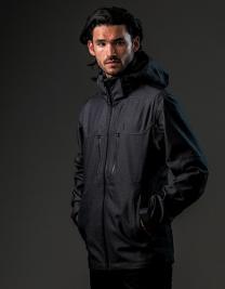 Mens Patrol Softshell Jacket
